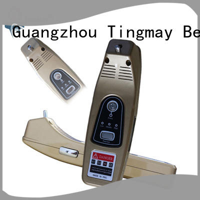 Tingmay mask ultrasonic ion skin scrubber customized for household