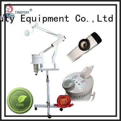 Tingmay Brand tm818 ozone professional face steamer machine lamp supplier