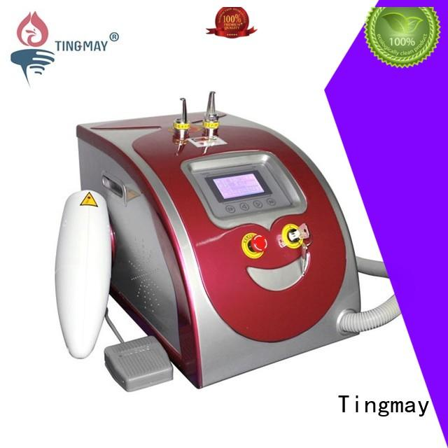 Tingmay best selling tattoo removal machine price customized for man