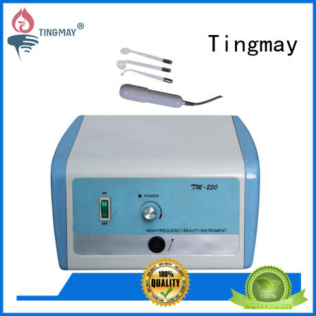 Tingmay care galvanic facial machine price factory for household