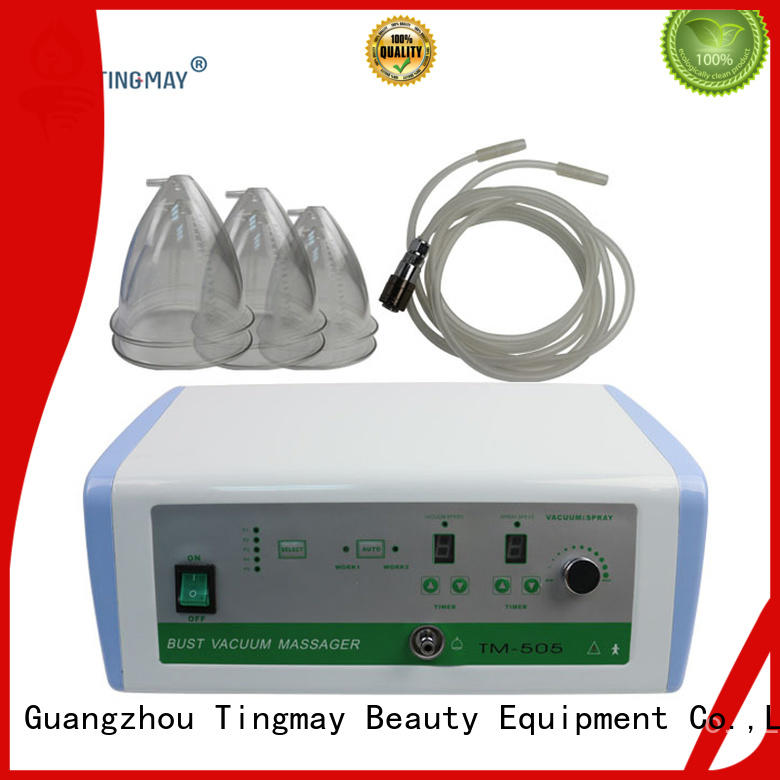 Tingmay cupping breast lift machine inquire now for woman