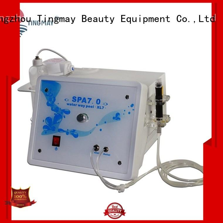 facial skin micro dermabrasion machine clean Tingmay company
