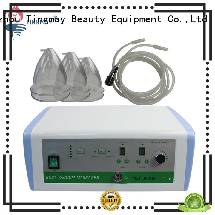 Tingmay vacuum breast machine factory for household