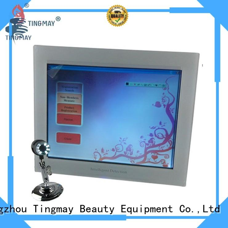 Tingmay professional skin analysis machine for sale supplier for man