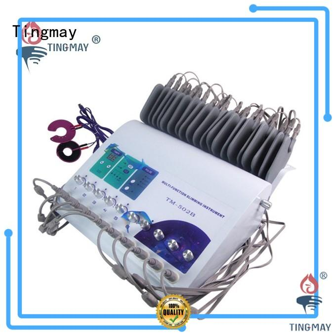 machine wave electrical muscle stimulation machine muscle Tingmay