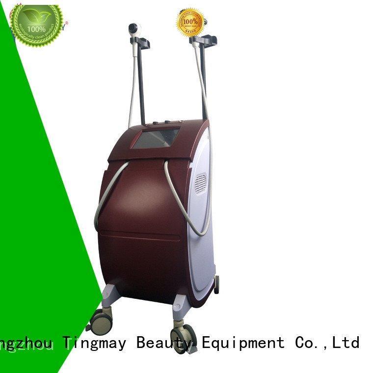 Quality Tingmay Brand face cryolipolysis slimming machine