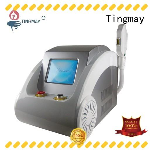 Tingmay professional ipl laser machine customized for woman