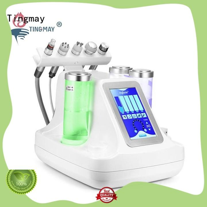Tingmay facial professional diamond microdermabrasion machine manufacturer for household