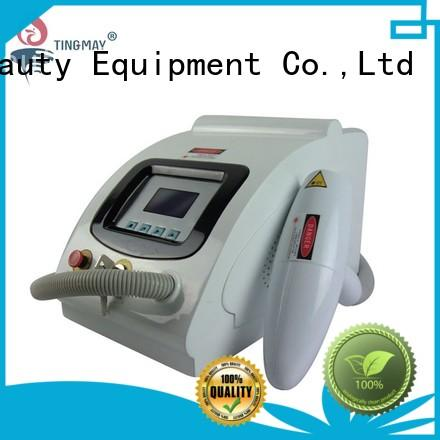 Tingmay switch laser tattoo removal machine price from China for skin