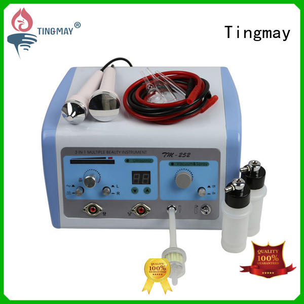 cleaning oxygen facial mask machine factory for beauty salon