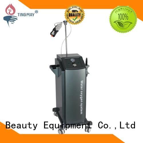 facial vacuum machine Tingmay Brand electric oxygen machine supplier