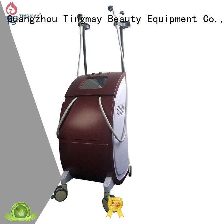 Tingmay Brand rf body massage machine for weight loss system machine