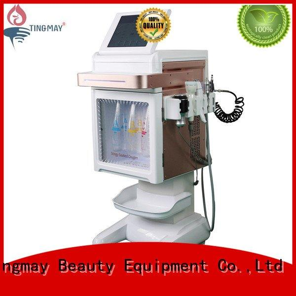 Tingmay cryolipolysis slimming machine face adipocytes cavitation collagen
