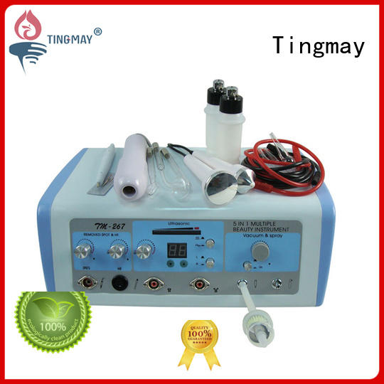 Tingmay device breast enlargement machine personalized for face