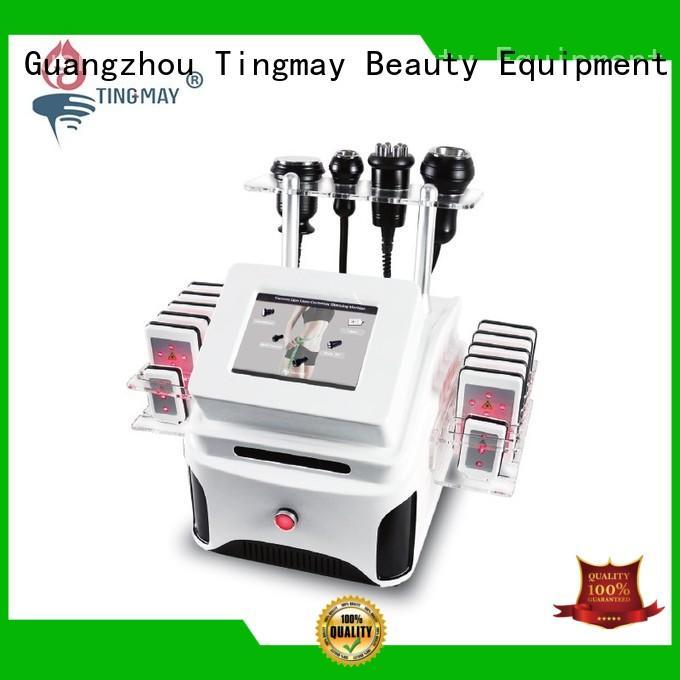 Tingmay polar rf cavitation machine with good price for household