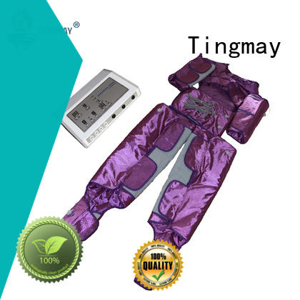 Tingmay heating zones lymphatic massage machine personalized for man