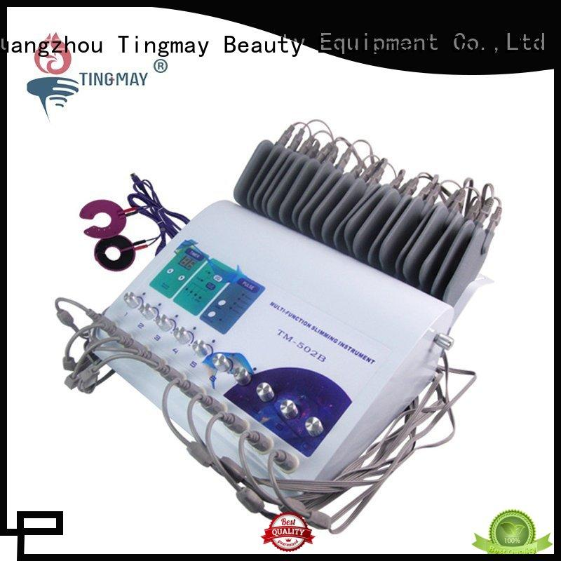 Tingmay portable electrical muscle stimulation machine directly sale for woman