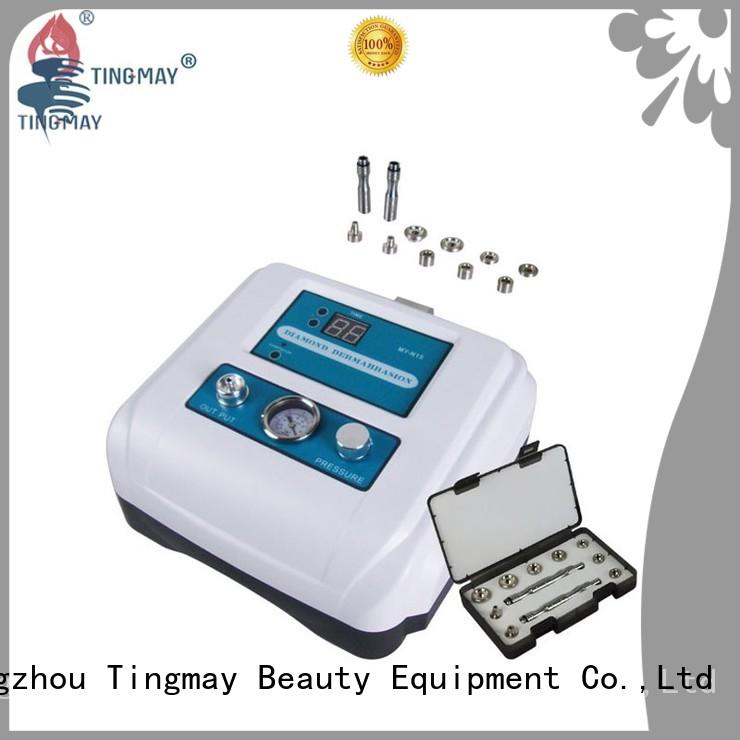 deep diamond microdermabrasion machine microdermabrasion crystal Tingmay company