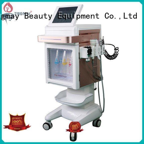 Custom lymphatic cryolipolysis slimming machine vertical body massage machine for weight loss