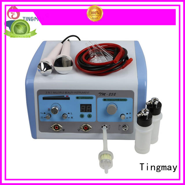 Tingmay frequency facial vacuum machine inquire now for beauty salon