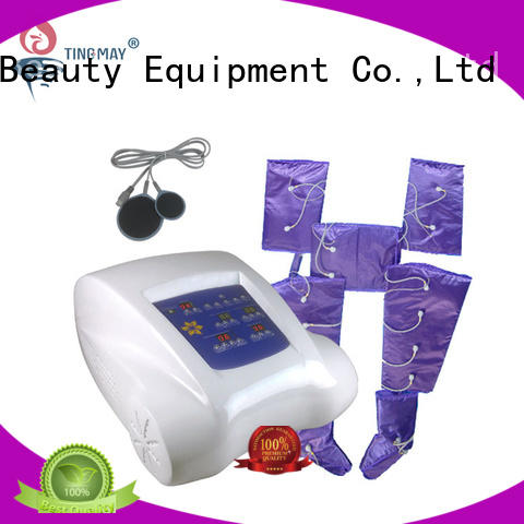 Tingmay best lymphatic massage machine factory for woman