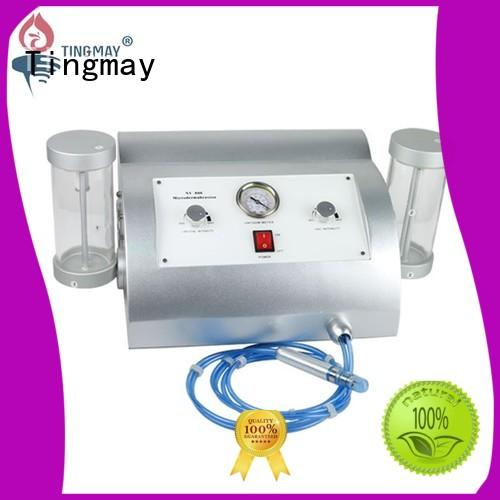 Tingmay microcrystal diamond microdermabrasion machine directly sale for woman