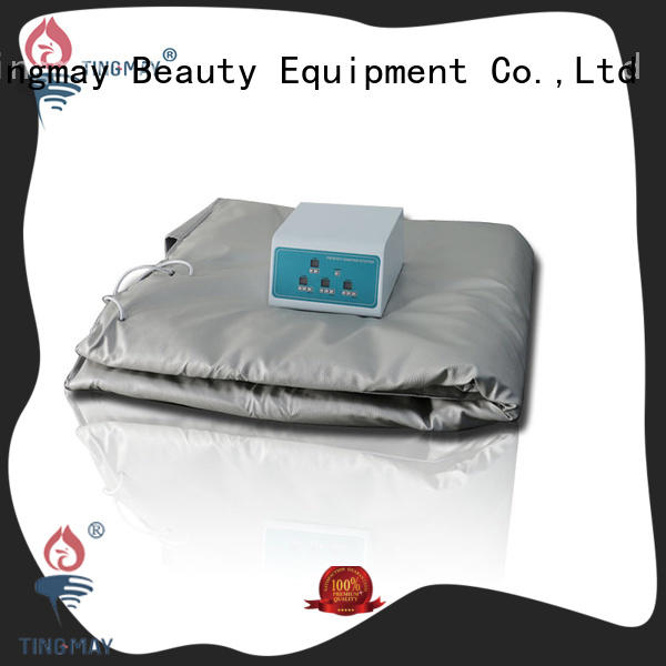 Tingmay heating zones pressotherapy machine inquire now for woman