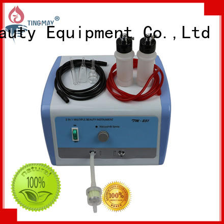 multiple care frequency oxygen infusion facial machine blackhead Tingmay Brand