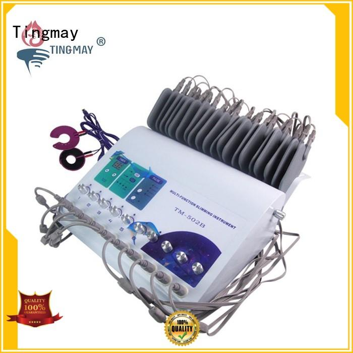 Tingmay portable electrical muscle stimulation machine customized for man