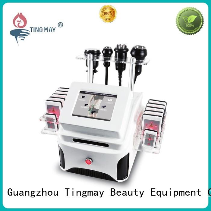 Tingmay professional lipo cavitation machine personalized for home