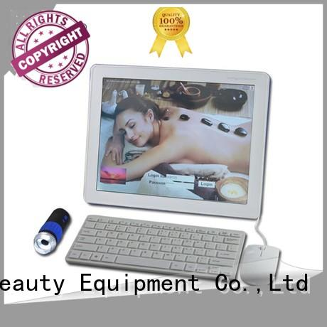 Tingmay touch screen skin test machine wholesale for household
