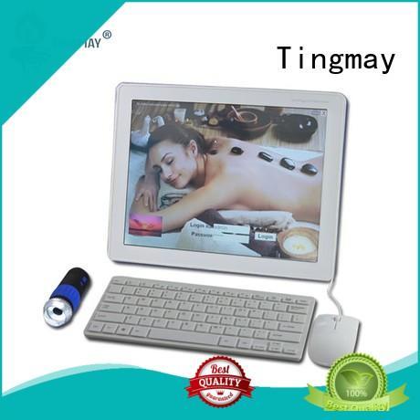 Tingmay keyboard skin analyzer machine supplier for home