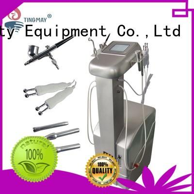 skin needle vacuum oxygen therapy machine Tingmay Brand