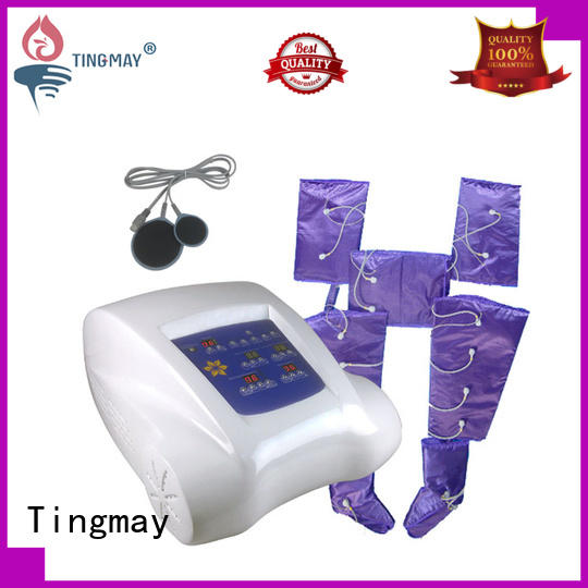 Tingmay ems lymphatic drainage machine personalized for body