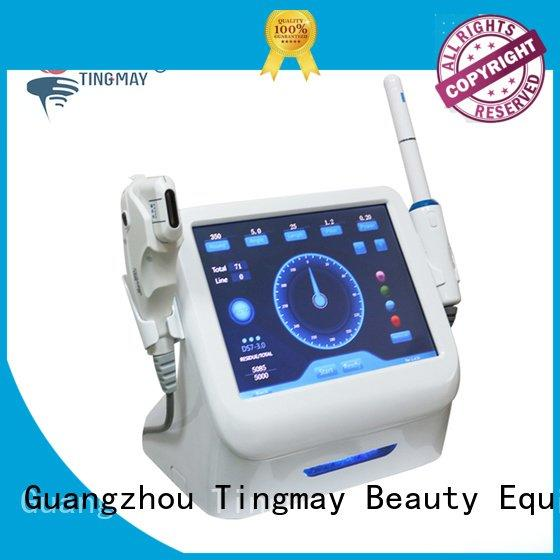 ultrasonic vaginal tighten machine face 2in1 Tingmay