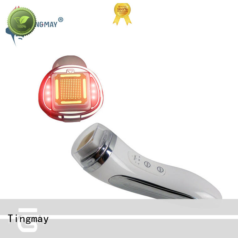 Tingmay portable ultrasonic skin scrubber directly sale for face
