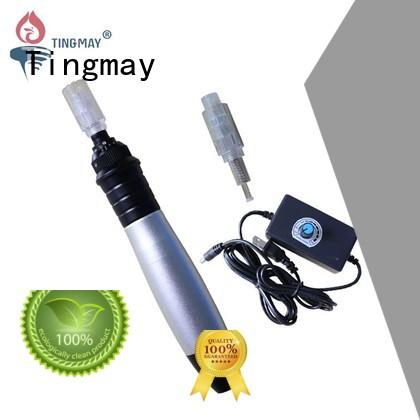 Tingmay best best microneedle roller design for home