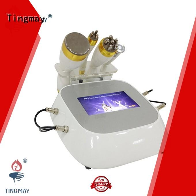 Tingmay facial radio frequency skin tightening machine factory for woman