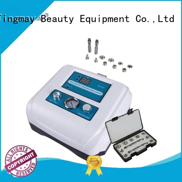 Tingmay personal professional microdermabrasion machine manufacturer for household