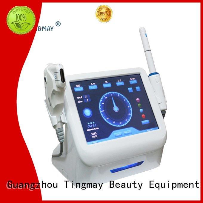 Tingmay Brand face machine Hifu vaginal tighten machine Tightening