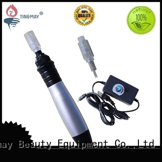 Tingmay derma microneedle skin roller supplier for home