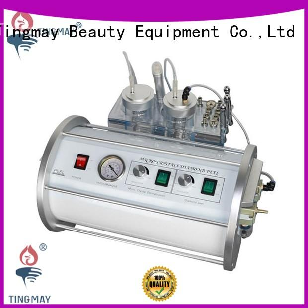 Tingmay peel diamond dermabrasion machine directly sale for adults