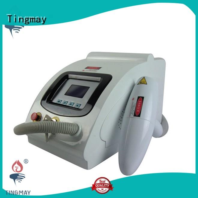 Tingmay professional tattoo removal laser machine cost manufacturer for woman
