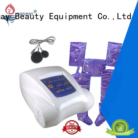 slimming pressotherapy machine heating zones factory for body