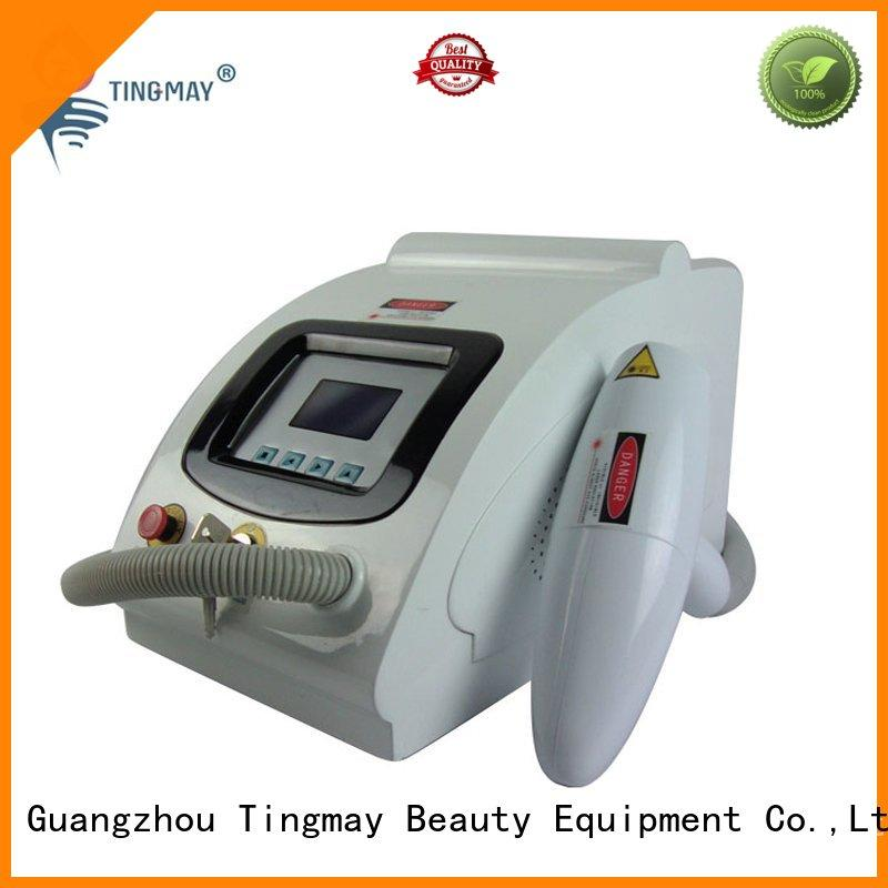 Tingmay best selling tattoo removal machine price directly sale for skin