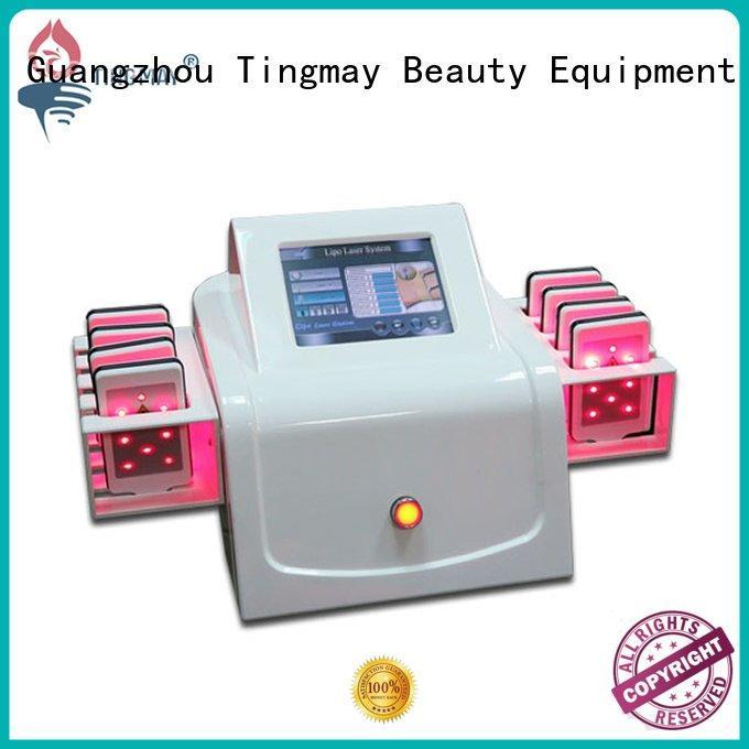 medical grade lipo laser machine Warranty