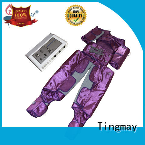 Tingmay infrared lymphatic drainage machine personalized for sauna