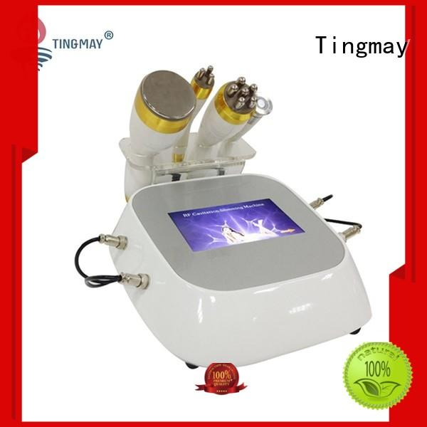 Tingmay monopolar radio frequency skin tightening personalized for woman