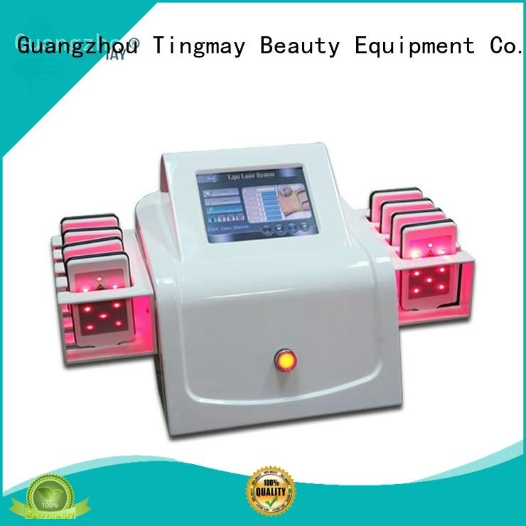 Tingmay ultrasonic lipo laser machine supplier for home