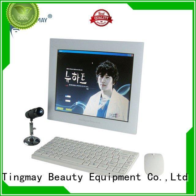 skin analyzer equipment Skin Analysis machine Tingmay